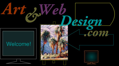 Art and Web Design