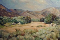 1998 Lake Isabella Summer 24x20 oil on canvas