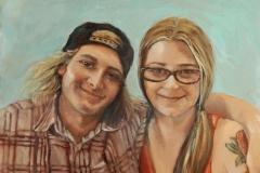 2019 Kelly and Stevey 20x16 oil-panel